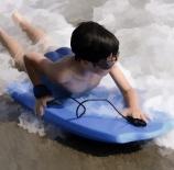 Jesús Manuel Miguel Bernal (1) - En la playa moderna