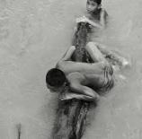Mario Moreno Iglesias (1) - Niños en la playa